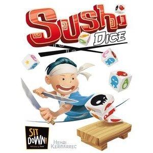 Sit Down Games . SDW SUSHI DICE G O T