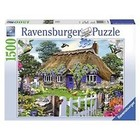 Ravensburger (fx shmidt) . RVB Cottage In England 1500Pc