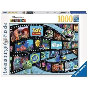Ravensburger (fx shmidt) . RVB MOVIE REEL 1000 PC