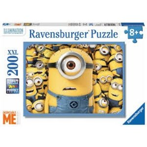 Ravensburger (fx shmidt) . RVB DISPICABLE ME 200PC