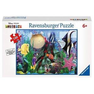 Ravensburger (fx shmidt) . RVB HANGING AROUND 100PC