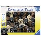 Ravensburger (fx shmidt) . RVB Labradors 100Pc Puzzle