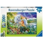 Ravensburger (fx shmidt) . RVB Gathering At Twilight 200Xxl Puzzle