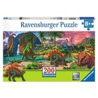 Ravensburger (fx shmidt) . RVB Land Of Dinosaurs 200Pc Puzzle