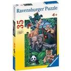 Ravensburger (fx shmidt) . RVB Animal Kingdom 35Pc