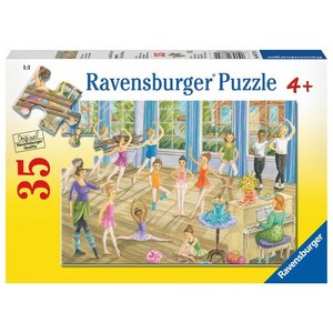 Ravensburger (fx shmidt) . RVB HAPPY HARBOUR 35PC