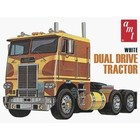 AMT\ERTL\Racing Champions.AMT 1/25 WHITE FREIGHTLINER