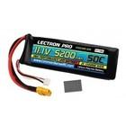 Common Sense R/C . CSR Lectron Pro 11.1V 5200MAH 50C LIPO PK XT60 W/Trx Adapter