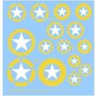 Archer Fine Transfers . AFT 1/35 WWII US HALFTRACK STARS