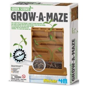 4M Project Kits . FMK Grow A Maze Green Science Kit