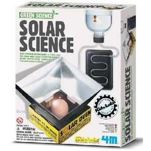 4M Project Kits . FMK SOLAR GRN SCIENCE KIT