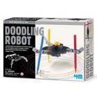 4M Project Kits . FMK DOODLING ROBOT KIT