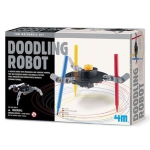 4M Project Kits . FMK Doodling Robot Kit