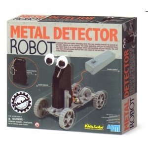 4M Project Kits . FMK Remote Cont Metal Det Rob Kt