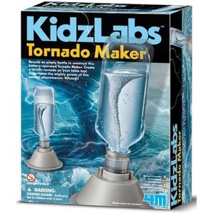 4M Project Kits . FMK Tornado Maker Science Kit