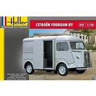 Heller . HLR 1/24 Citroen Fourgon Type H Panel Van