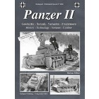 Tankograd Publishing . TKG Wehrmacht Special: Panzer II History, Technology, Variants, Combat