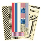 Estes Rockets . EST Waterslide Decal Set