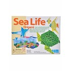 4M Project Kits . FMK ORIGAMI SEA LIFE KIT