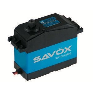 Savox . SAV Waterproof 5th Scale Dig Servo