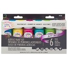 Testors Corp. . TES CRAFT PAINT 6PK VACATION