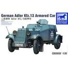 Bronco Models . BRC GER ALDER KFZ.13 ARMD CAR