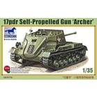 Bronco Models . BRC 17 PDR SELF PROPELLED GUN