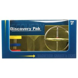 Tedco (science) . TED DISCOVERY PK GYRO/PRSM/MGN