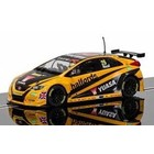 Scalextric . SCT BTCC HONDA CIVIC MATT