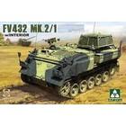 TAKOM . TAO 1/35 BRIT APC FV 432 MK.2/1