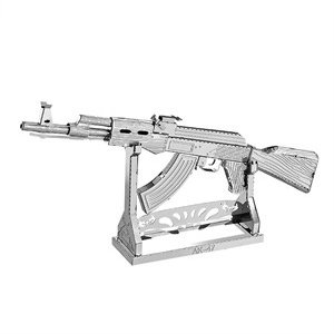TRO AK47 3D METAL MODEL KIT