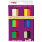 Sculpey/Polyform . SCU CLASSICS - SCULPEY MULTI PACK