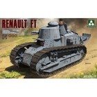 TAKOM . TAO 1/16 FT-17 RENAULT 3IN1