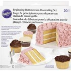 Wilton Products . WIL 20PC DECORATOR SET