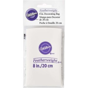 """Wilton Products . WIL 8"""""""" ICING BAGS FEATHERWEIGHT"""