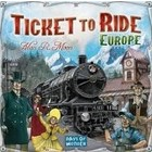 Days of Wonder . DOW Ticket To Ride Europe