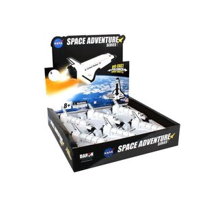 Daron Worldwide Trading . DRN SPACE SHUTTLE PULLBACK TOY