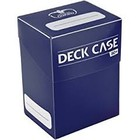 Ultimate Guard . UGD Deck Box 80Ct Royal Blue