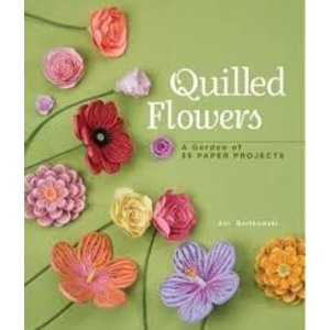 Quilled Creations . QUI Quilled Flowers Book