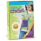 Leisure Arts . LSA LEARN TO CROCHET KIT - PURSE