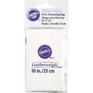 """Wilton Products . WIL 10"""""""" ICING BAGS FEATHERWEIGHT"""