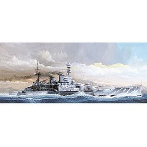 Trumpeter . TRM 1/350 HMS REPULSE 1941