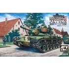 AFV Club Hobby Fan . AFV 1/35 M60A2 PATTON LATE TYPE