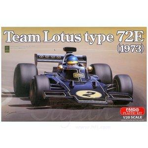 Ebbro . EBB 1/20 1973 LOTUS TYPE 72E F1