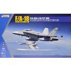 Kinetics . KIN 1/48 CF-18 A/D F/A-18+