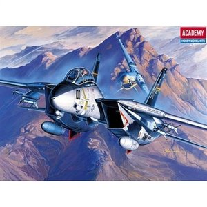 Academy Models . ACY 1/72 GRUMMAN F-14A USN TOMCAT