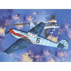 Academy Models . ACY 1/48 ME BF109T-2 LIMITED EDITION