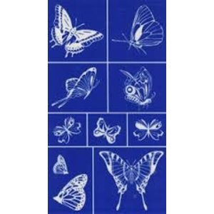 Armour Products (etch) . API RUB N ETCH - BUTTERFLIES 2