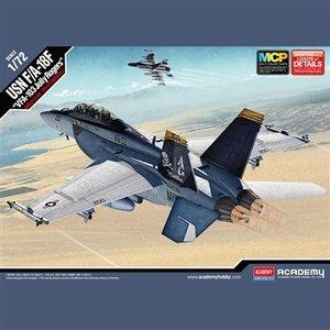 Academy Models . ACY 1/72 F/A-18F USN VFA-103 JOLLY ROGERS