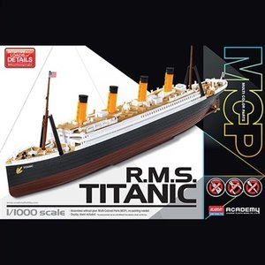 Academy Models . ACY 1/1000 RMS TITANIC